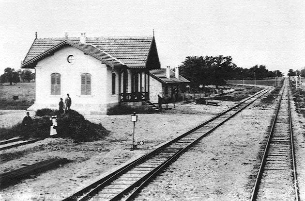 Military_train_station_of_Dedeagats_1893